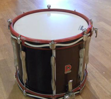 junior snare drum with harness victor stewart enterprises. Black Bedroom Furniture Sets. Home Design Ideas