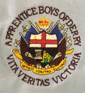 Apprentice Boys Of Londonderry T.Shirt//Loyalist//Rangers//Orange Order//N.Ireland