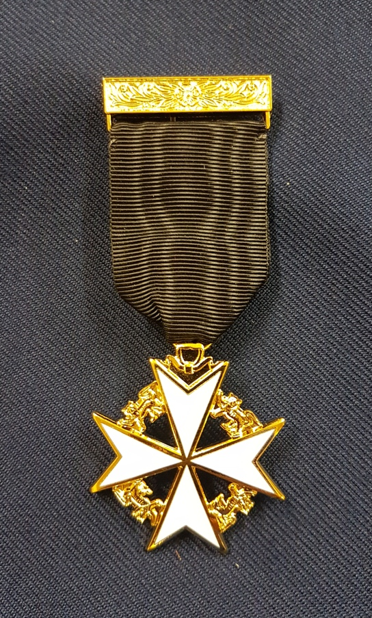 Knights of Malta Breast Jewel | Victor-Stewart Enterprises